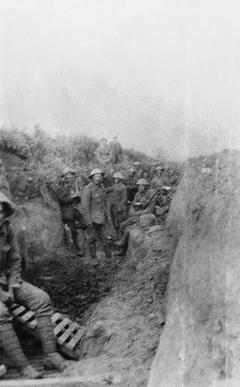 IWM 112462 Montauban Alley 1.7.1916