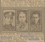 Parrott R F MEN 1.8.1916
