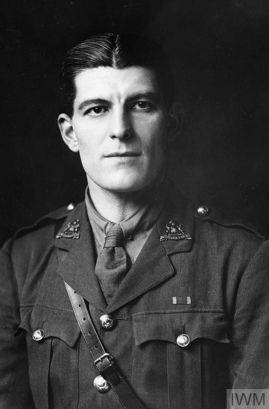 Captain J G Madden DSO June 1918 © IWM (HU 117797)